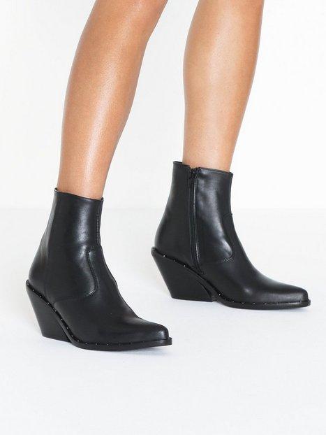 Billede af Henry Kole Evie Studs Leather Heel