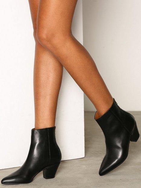 Billede af ATP ATELIER Bea Ankle Boots Heel Sort