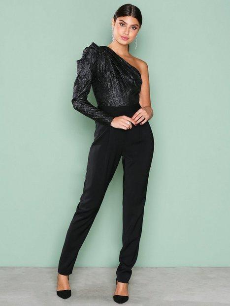 Billede af Michael Michael Kors Lurez Jqd Jmpst Jumpsuits Black