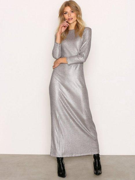Billede af Diesel D-Verony Dres Langærmet kjole Black