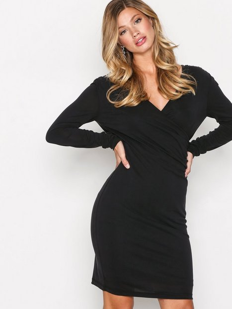 Billede af Diesel D-Diane Dress Kropsnære kjoler Black