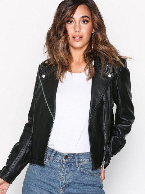 Frill Moto Jacket