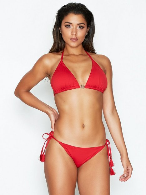 Bikini red string