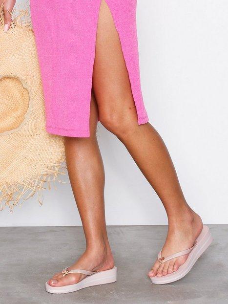 Billede af Michael Michael Kors Bedford Flip Flop Stripe Flip-Flops Soft Pink