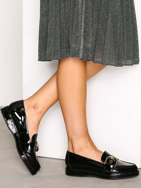 Billede af Michael Michael Kors Cooper Slip On Loafers Sort