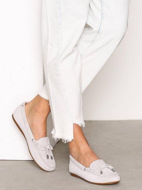 Billede af Michael Michael Kors Sutton Moc Loafers Aluminum