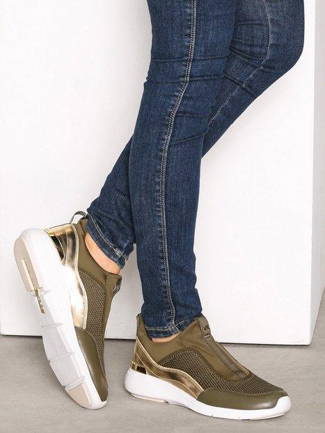 Billede af Michael Michael Kors Ace Sneaker Slip-On Olive