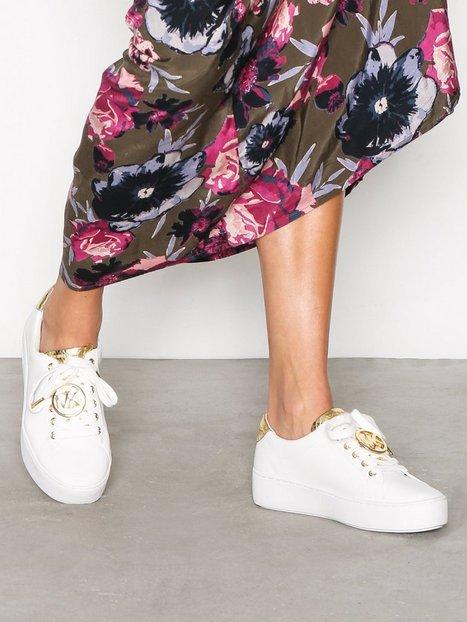 Michael Michael Kors Sneaker Poppy Stripe Lace Up Von Michael Michael Kors ZK3pzqqN