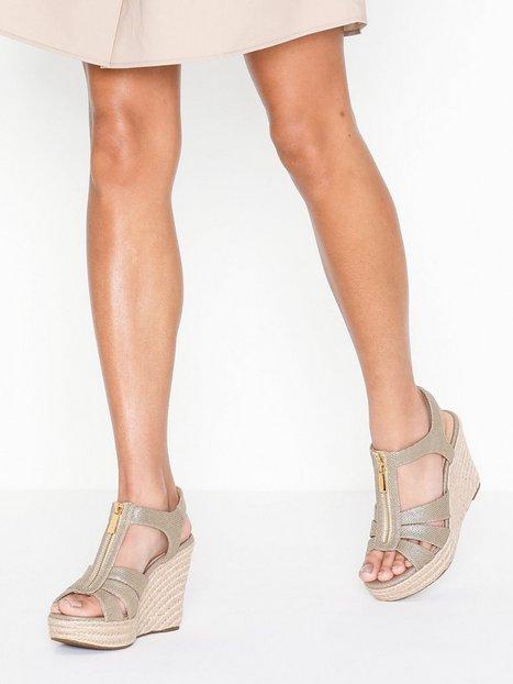 Billede af Michael Michael Kors Berkley Wedge High Heel