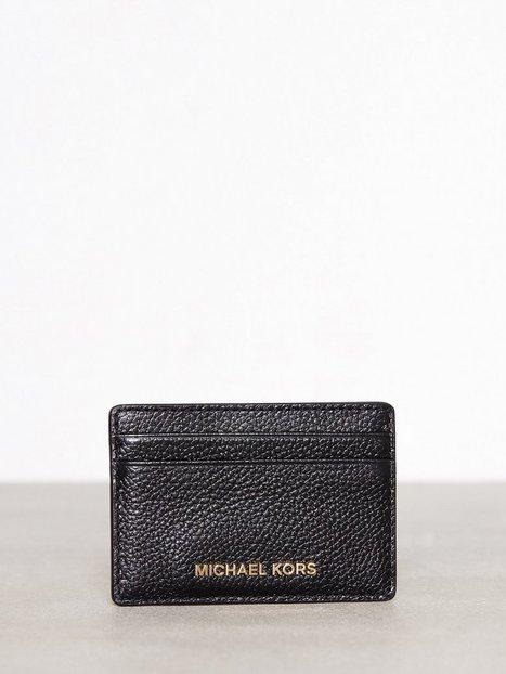 Billede af Michael Michael Kors Money Pieces Card Holder Kortholder Sort