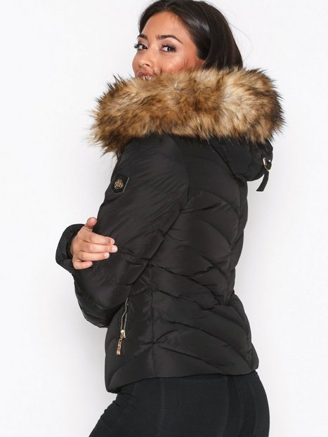 Chatel Gold Zip Fake Fur