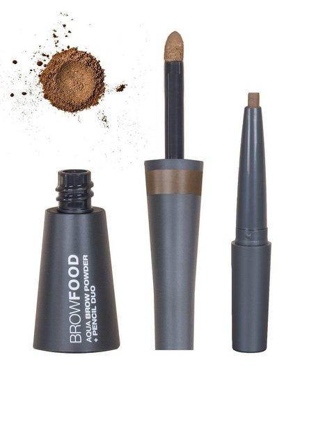 Billede af LASHFOOD Aqua Brow Powder & Pencil Duo Øjenbryn Dark Blonde