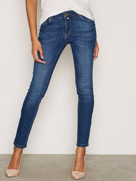 Billede af Morris Monroe Jeans Skinny Dark Wash