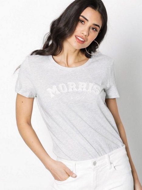 Billede af Morris Lady Logo Tee T-shirt Grey