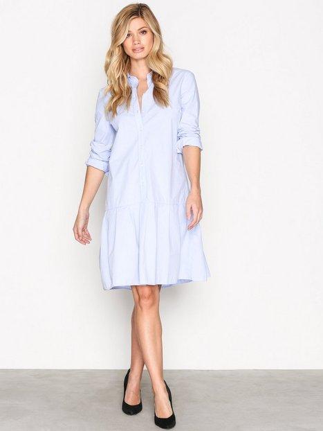 Billede af Morris Adeline Shirt Dress Langærmede kjoler Light Blue