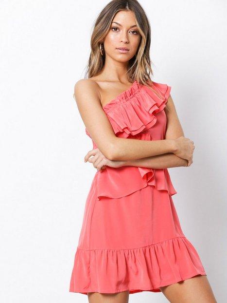 Billede af IRO Brooka Dress Loose fit dresses Coral Pink
