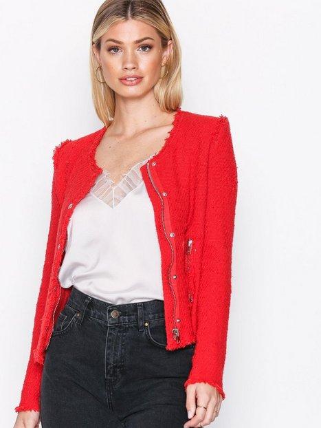 Billede af IRO Agnette Jacket Blazere Poppy Red