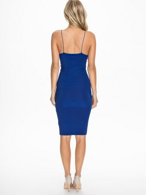 Cami Strap Slinky Mini Dress