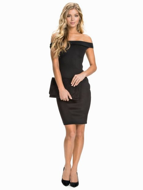 Bardot Scuba Midi Dress