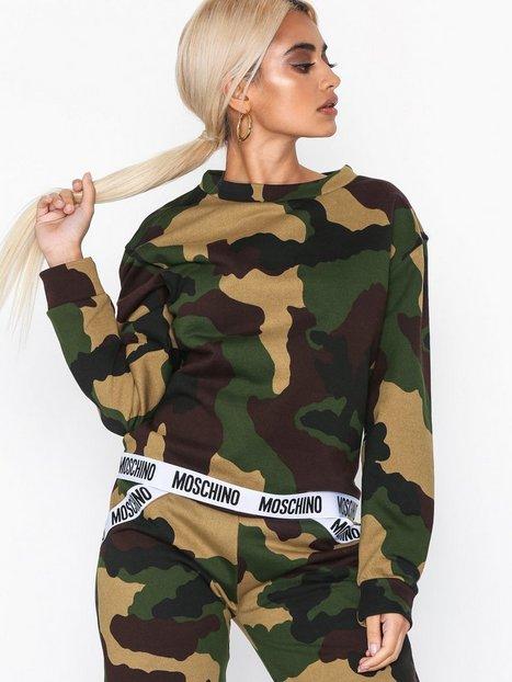 Billede af Moschino Sweatshirt Pyjamas & Hyggetøj Camo