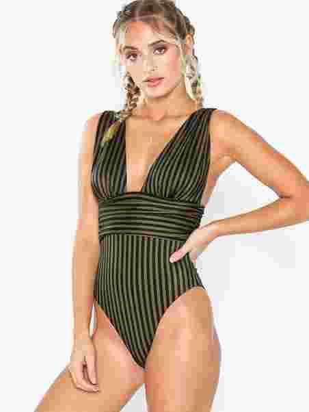 1a5e6ad47f Rio - Scampi - Stripes - Swimsuits - Swimwear - Women - Nelly.com