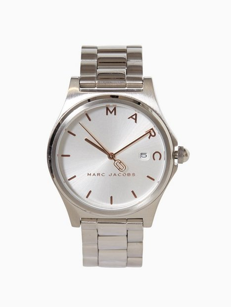 Marc Jacobs Watches Henry Klockor Silver thumbnail