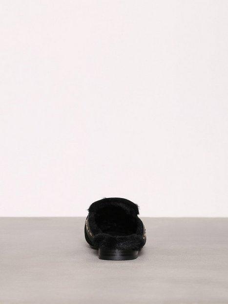 Fur Studded Loafer