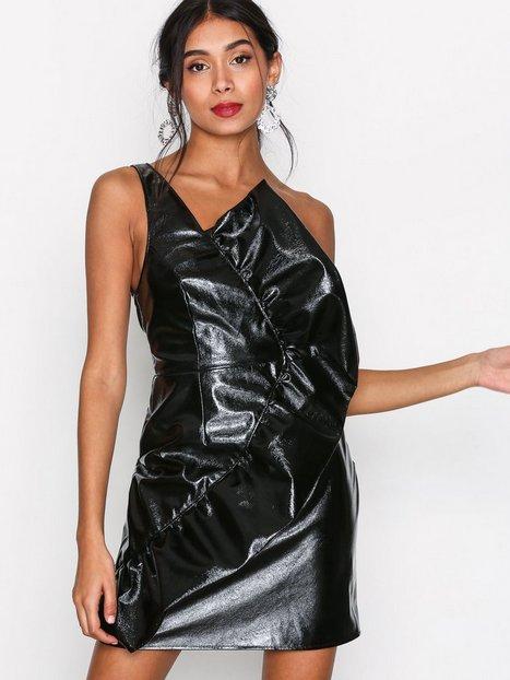 Billede af River Island Sleeveless Bodycon Dress Kropsnære kjoler Black