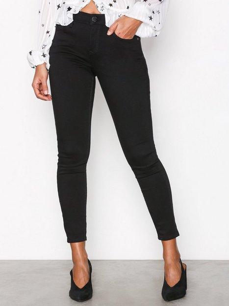 Billede af River Island Amelie Super Skinny Jeans Skinny Black