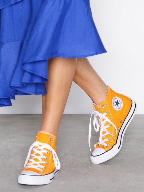 Billede af Converse Chuck Taylor All Star Hi High Top Orange