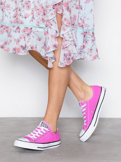 Billede af Converse Chuck Taylor All Star Ox Low Top Fuchsia