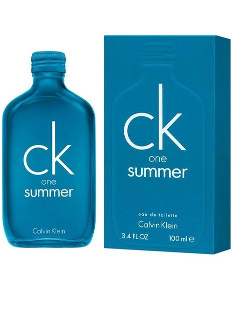 Billede af Calvin Klein CK One Summer 100ml Parfume Transparent