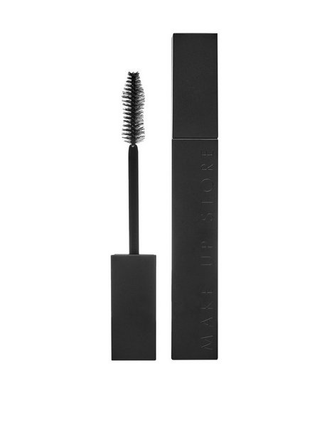 Make Up Store Max Lashes Mascara Mascara Svart thumbnail