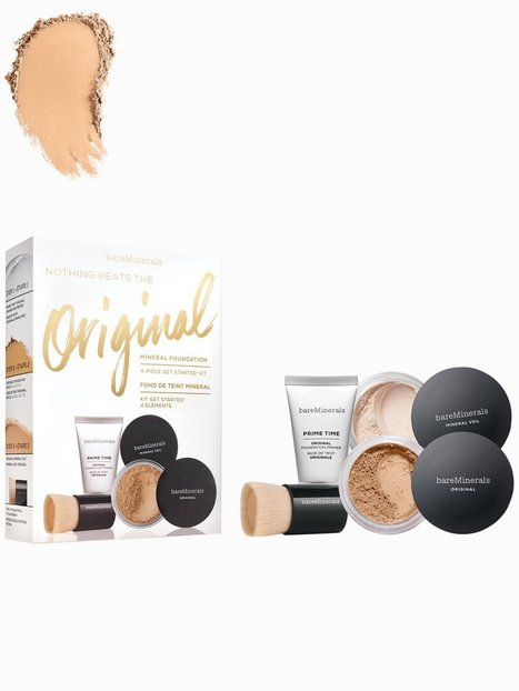 bareMinerals Grab & Go Get Started Kit Mineral Makeup Light thumbnail
