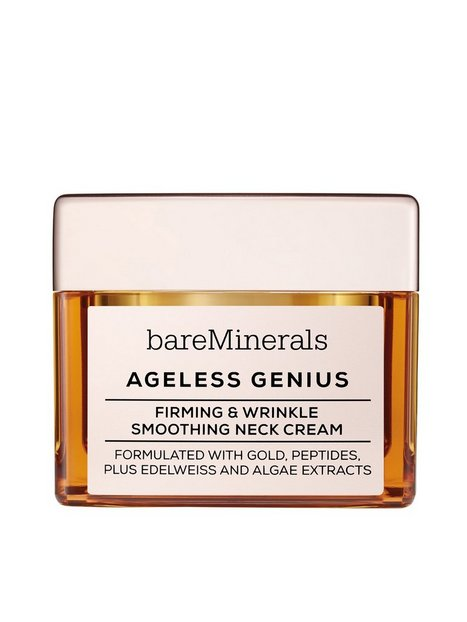 Billede af bareMinerals Ageless Genius Firming & Wrinkle Smoothing Neck Cream Anti Age Transparent