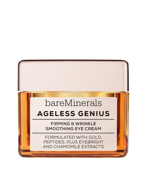 Billede af bareMinerals Ageless Genius Firming & Wrinkle Smoothing Eye Cream Anti Age Transparent
