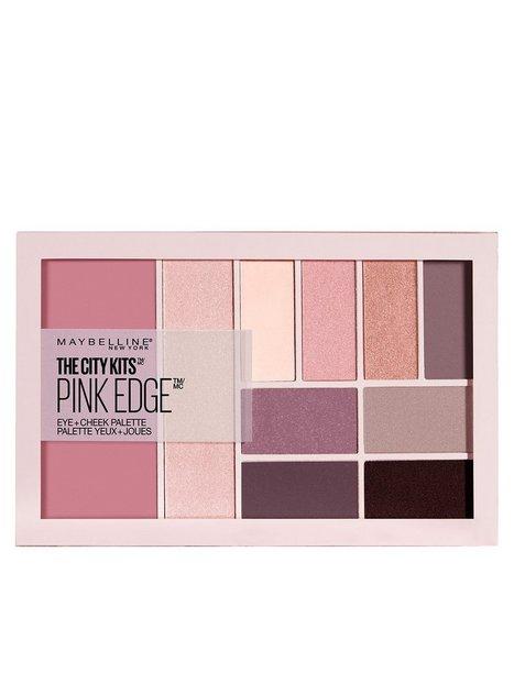 Billede af Maybelline New York City Kit Eyeshadow Makeup Kit Pink Edge