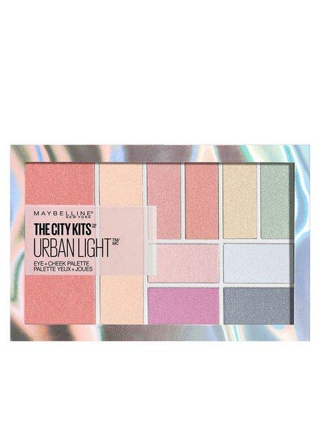 Billede af Maybelline New York City Kit Eyeshadow Blush Urban Light