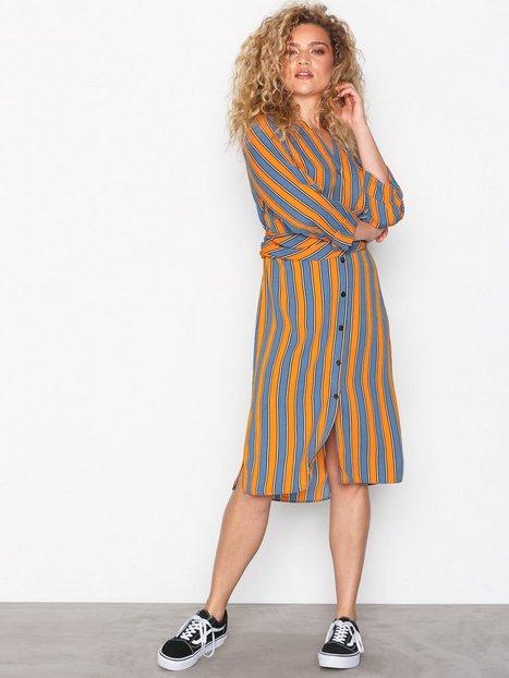 b1f25db0c78d River Island LS Waisted Shirt Langærmede kjoler