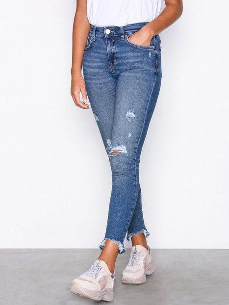 Billede af River Island Amelie Ali Jeans Skinny Mid Blue