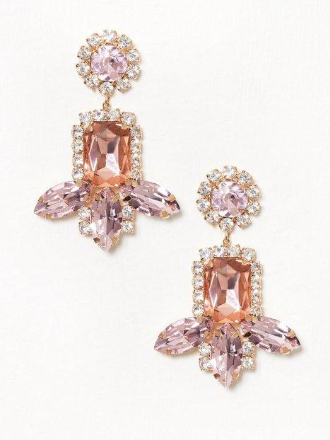 Pretty Sparkle Navette Drop