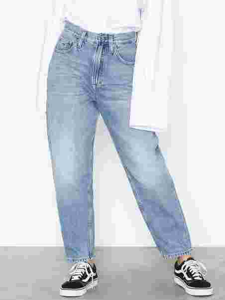34206b786b6 High Rise Tapered Tj 2004 - Tommy Jeans - Light Blue - Jeans ...