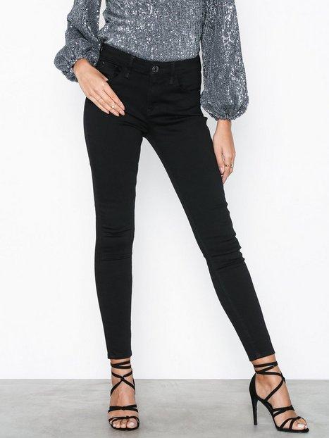 Billede af River Island Amelie Black RL Jeans Skinny fit