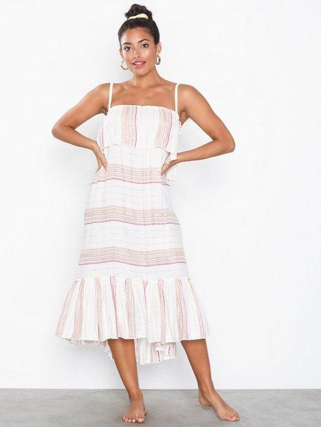 Billede af River Island Double Layer Midi Dress Strandtøj
