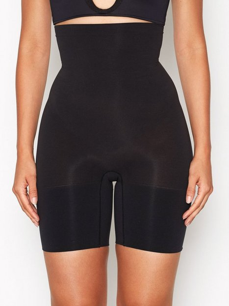 Spanx Higher Short Shaping & Support Very Black thumbnail
