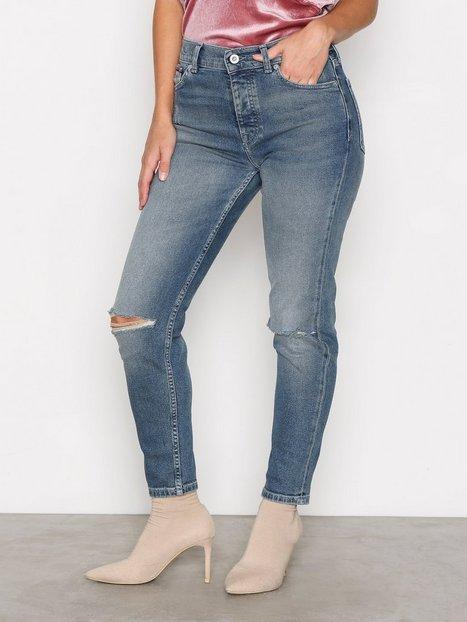 Billede af Hilfiger Denim High Rise Slim Izzy Jeans Light Blue