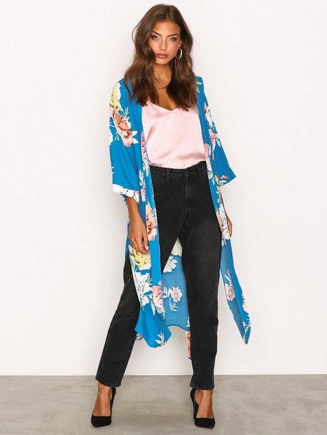 Billede af New Look Maxi Kimono Kimono Blue