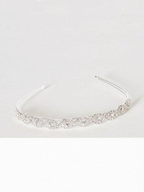 Billede af New Look Diamante Embellished Hair Band Hårtilbehør Multi