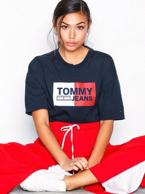 Billede af Tommy Jeans Tjw Box Logo Tee T-shirts