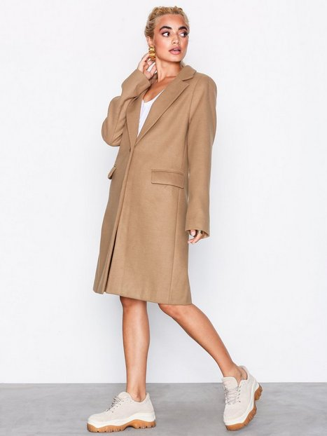 Single Breasted Formal Coat
